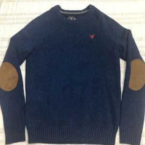 American Eagle Blue sweater